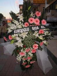 kazablanka,gerbera,sebboy ferforje  Muğla çiçek online çiçek siparişi