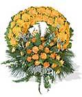 cenaze çiçegi celengi cenaze çelenk çiçek modeli  Muğla çiçek siparişi vermek