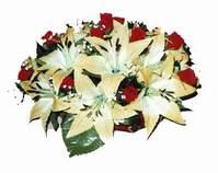 yapay karisik çiçek sepeti   Muğla güvenli kaliteli hızlı çiçek