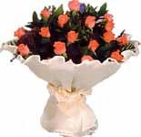 11 adet gonca gül buket   Muğla çiçek siparişi vermek