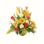 karisik renkli çiçekler tanzim   Muğla çiçek siparişi vermek