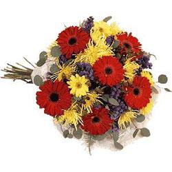 karisik mevsim demeti  Muğla İnternetten çiçek siparişi