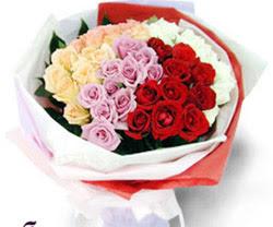 SEVENLERE ÖZEL 51 ADET GÜL  Muğla çiçek mağazası , çiçekçi adresleri