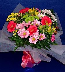 karisik sade mevsim demetligi   Muğla çiçek yolla
