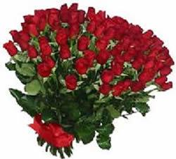 51 adet kirmizi gül buketi  Muğla kaliteli taze ve ucuz çiçekler