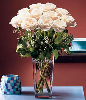 Muğla çiçekçi telefonları  Cam yada mika vazo içerisinde 12 gül