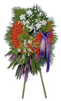 Muğla çiçek yolla , çiçek gönder , çiçekçi   cenaze çelengi