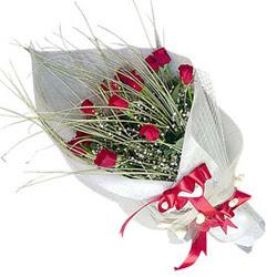 Muğla çiçek siparişi sitesi  11 adet kirmizi gül buket- Her gönderim için ideal