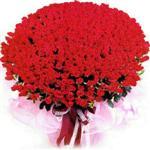 Muğla internetten çiçek satışı  1001 adet kirmizi gülden çiçek tanzimi