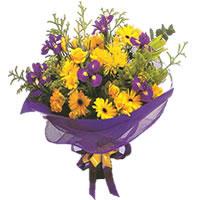 Muğla çiçek siparişi vermek  Karisik mevsim demeti karisik çiçekler