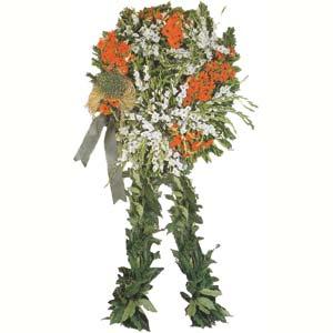 Cenaze çiçek , cenaze çiçekleri , çelengi  Muğla çiçek yolla