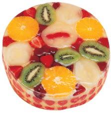 Meyvali 4 ile 6 kisilik yas pasta leziz  Muğla hediye sevgilime hediye çiçek