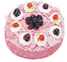Sahane Tat yas pasta frambogazli yas pasta  Muğla çiçek siparişi vermek