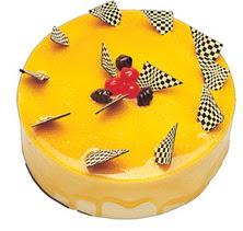 Karemelli yas pasta 4 ile 6 kisilik  leziz  Muğla yurtiçi ve yurtdışı çiçek siparişi