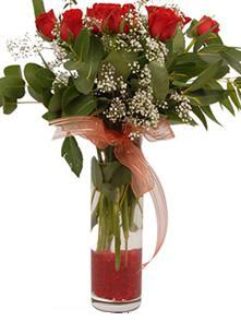9 gül sevdiklerinize  Muğla uluslararası çiçek gönderme
