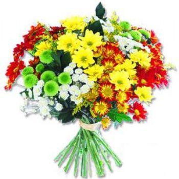 Kir çiçeklerinden buket modeli  Muğla online çiçekçi , çiçek siparişi
