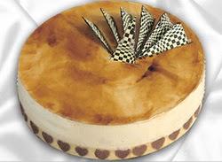 taze pasta 4 ile 6 kisilik yas pasta karamelli yaspasta  Muğla kaliteli taze ve ucuz çiçekler