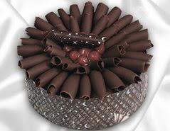 online pasta satisi 4 ile 6 kisilik çikolatali meyvali yaspasta  Muğla İnternetten çiçek siparişi