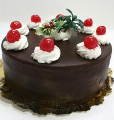 4 ile 6 kisilik yas pasta çikolatali taze pastaci  Muğla çiçek gönderme
