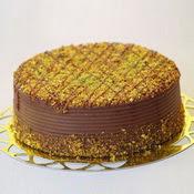 sanatsal pastaci 4 ile 6 kisilik krokan çikolatali yas pasta  Muğla çiçek yolla , çiçek gönder , çiçekçi