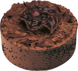 pasta satisi 4 ile 6 kisilik çikolatali yas pasta  Muğla 14 şubat sevgililer günü çiçek