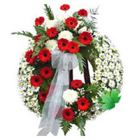 Cenaze çelengi cenaze çiçek modeli  Muğla çiçek gönderme sitemiz güvenlidir