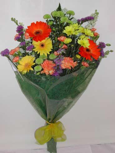 karisik kir çiçek buketi çiçek gönderimi  Muğla İnternetten çiçek siparişi