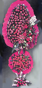 Dügün nikah açilis çiçekleri sepet modeli  Muğla çiçek online çiçek siparişi