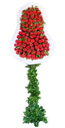 Dügün nikah açilis çiçekleri sepet modeli  Muğla internetten çiçek siparişi
