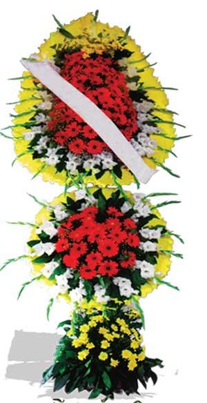 Dügün nikah açilis çiçekleri sepet modeli  Muğla online çiçek gönderme sipariş
