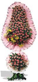Dügün nikah açilis çiçekleri sepet modeli  Muğla cicekciler , cicek siparisi