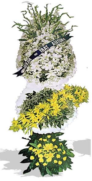 Dügün nikah açilis çiçekleri sepet modeli  Muğla 14 şubat sevgililer günü çiçek