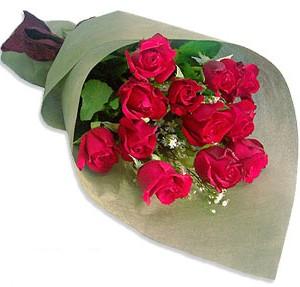 Uluslararasi çiçek firmasi 11 adet gül yolla  Muğla ucuz çiçek gönder