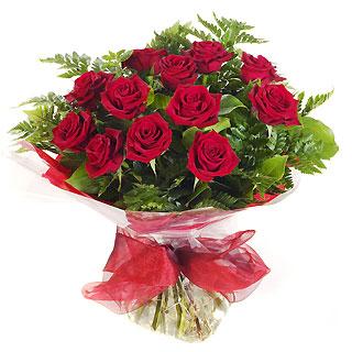 Ucuz Çiçek siparisi 11 kirmizi gül buketi  Muğla çiçek satışı