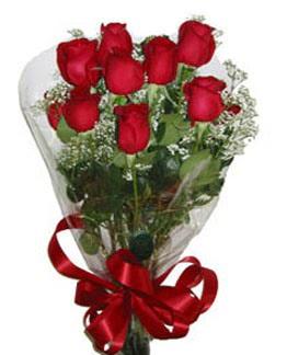 Çiçek sade gül buketi 7 güllü buket  Muğla online çiçekçi , çiçek siparişi