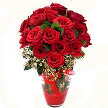 Muğla çiçek servisi , çiçekçi adresleri   9 adet kirmizi gül