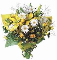 Muğla anneler günü çiçek yolla  Lilyum ve mevsim çiçekleri