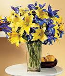 Muğla çiçek gönderme  Lilyum ve mevsim  çiçegi özel