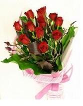 11 adet essiz kalitede kirmizi gül  Muğla çiçek gönderme