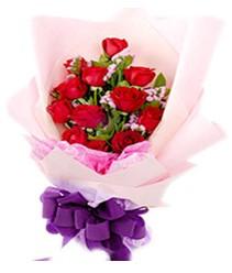7 gülden kirmizi gül buketi sevenler alsin  Muğla çiçek siparişi vermek