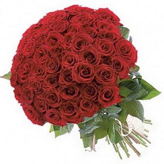 Muğla çiçekçi mağazası  101 adet kırmızı gül buketi modeli
