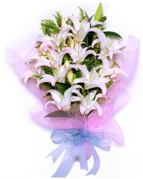 5 dal kazablankadan muhteşem buket  Muğla hediye sevgilime hediye çiçek