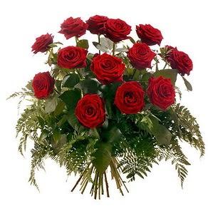 Muğla çiçek mağazası , çiçekçi adresleri  15 adet kırmızı gülden buket