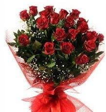 İlginç Hediye 21 Adet kırmızı gül  Muğla güvenli kaliteli hızlı çiçek