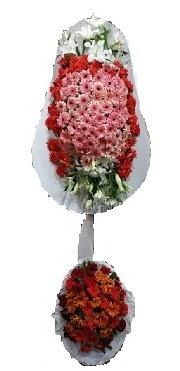 çift katlı düğün açılış sepeti  Muğla çiçek mağazası , çiçekçi adresleri