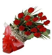 15 kırmızı gül buketi sevgiliye özel  Muğla çiçek siparişi vermek