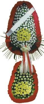 Çift katlı düğün açılış çiçeği  Muğla çiçek , çiçekçi , çiçekçilik