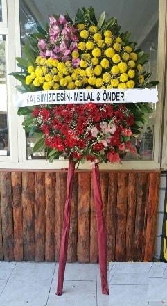 Muğla çiçek gönderme  Cenaze çiçek modeli