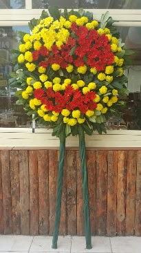 Cenaze çelengi çiçek modeli  Muğla ucuz çiçek gönder