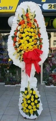 Çift katlı düğün nikah açılış çiçeği  Muğla çiçekçi mağazası